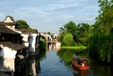 1 Day Hangzhou To Wuzhen Water Town Bus Tour