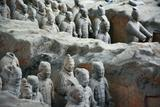 1 Day Historical Xian bus Tour to Terra-Cotta Warriors And Horses