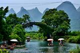 12 Days China Natural Heritages And Beach Holiday Tour To Jiuzhai Huanglong, Guilin And Sanya