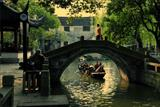 4 Days Shanghai and Suzhou Tour Include the Bund, Lingering Garden, Tongli Water Town, etc