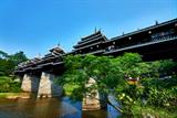 2 Days Sanjiang Highlights to Chengyang Wind and Rain Bridge, Dong Villages and Danzhou Ancient Island